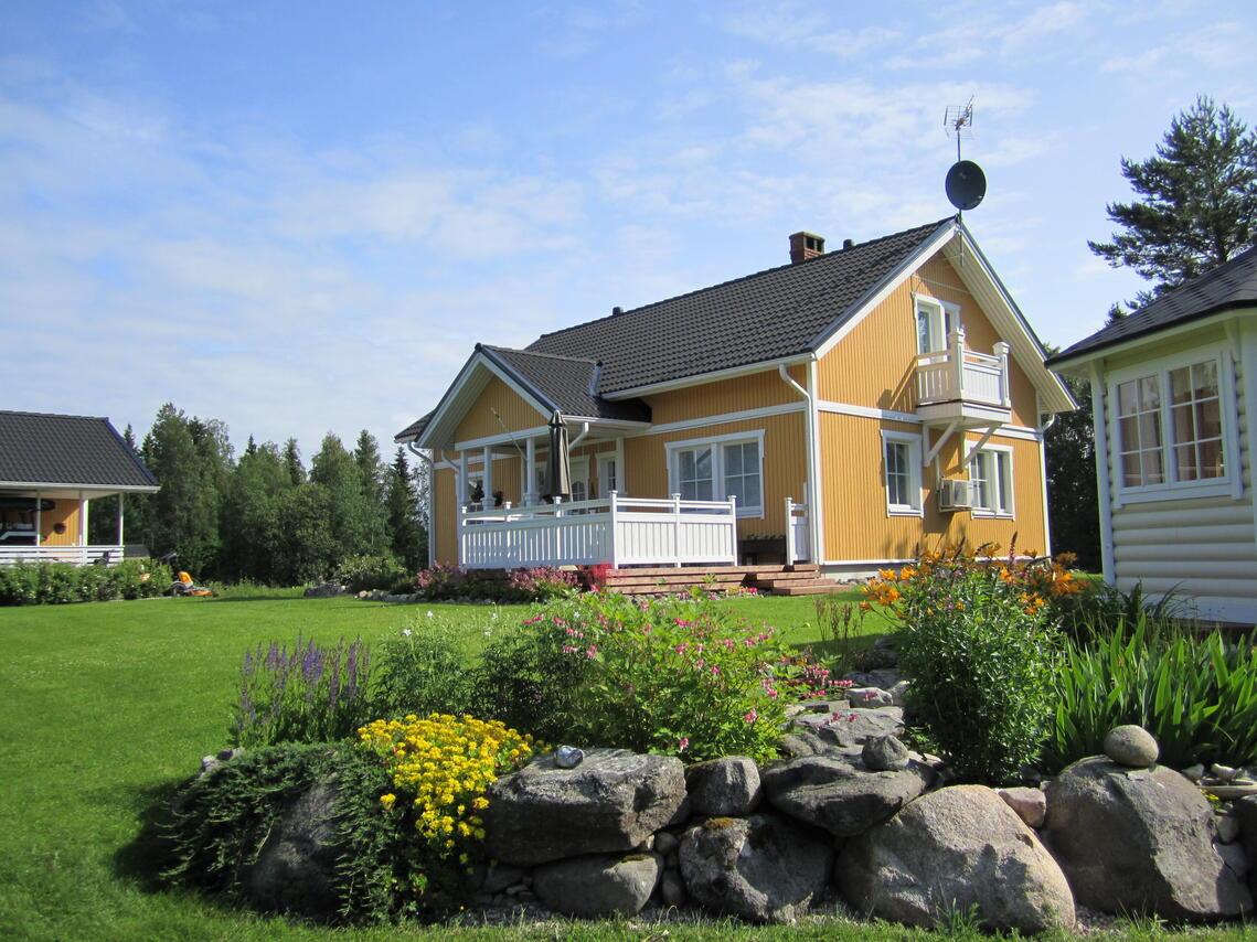 Myytävänä talo pyhäjärvi