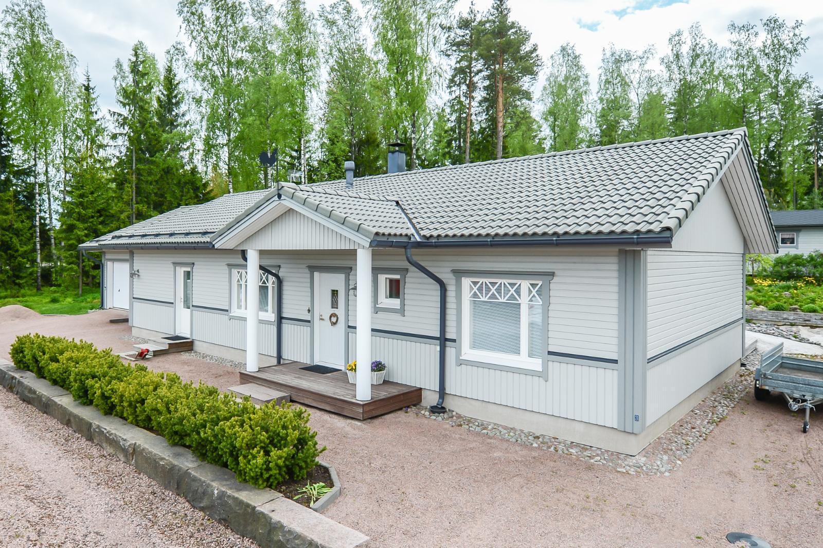 Myydään Omakotitalo 4 huonetta  Raasepori Karjaa Myllykuja 13  Etuovi com 9