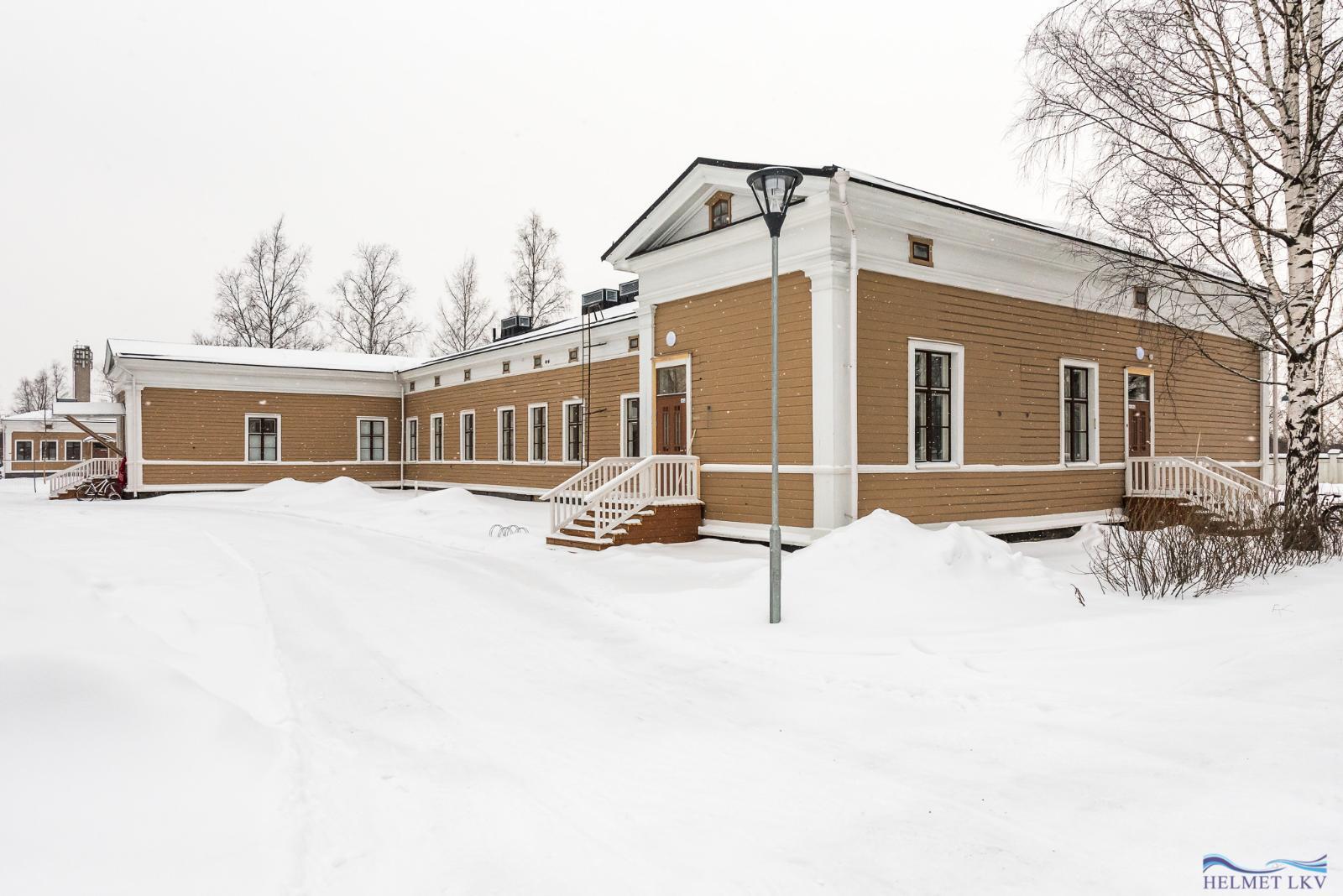 vuokra asunnot intiö Kuusamo