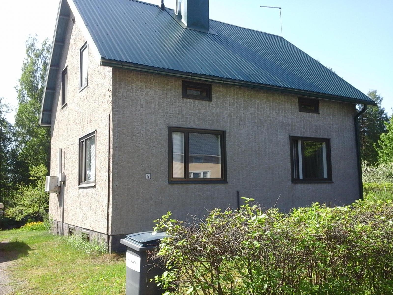 Myydään Omakotitalo 4 huonetta  Lappeenranta Hartikkala Vellamonkatu 5  Etu