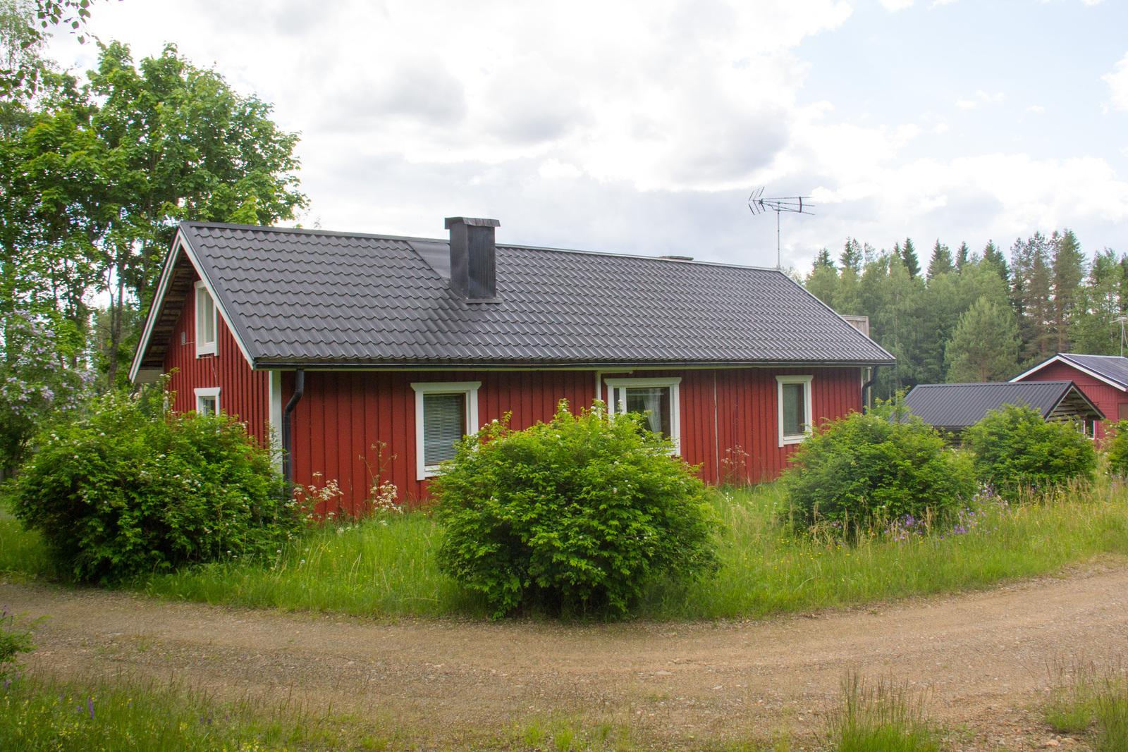 myydään omakotitalo Tampere