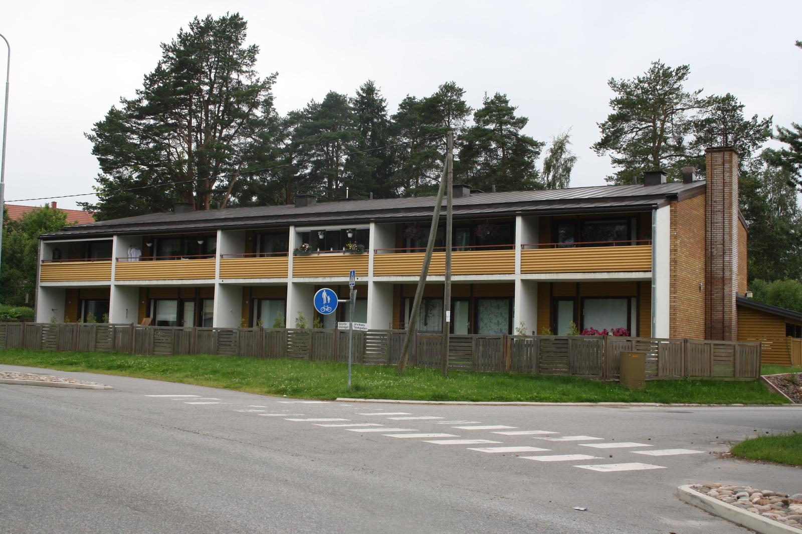 uudet asunnot Kokkola