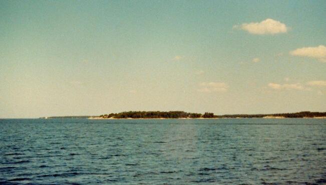 myydään saaritontti Aanekoski