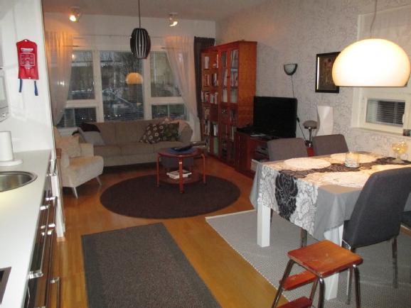 myytävä asunto