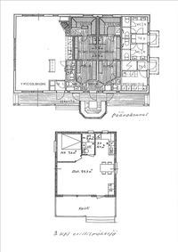 Päärakennus ja erillismökit