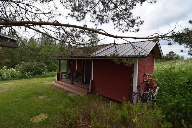 Piharakennus, sauna