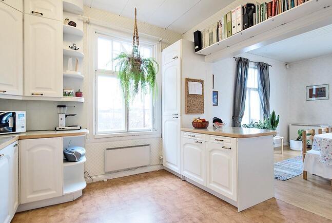 Keittiö / ruokahuone