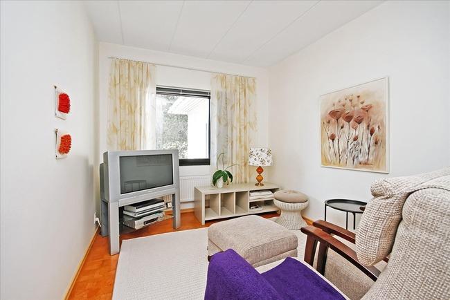Makuuhuone 3. tai TV-huone