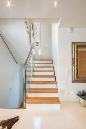 Upea portaikko