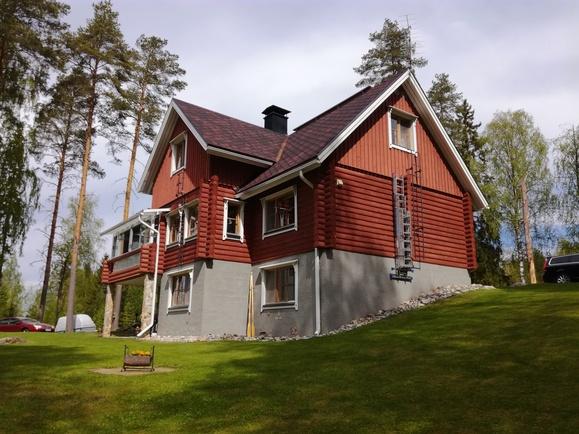 Talo etelästä