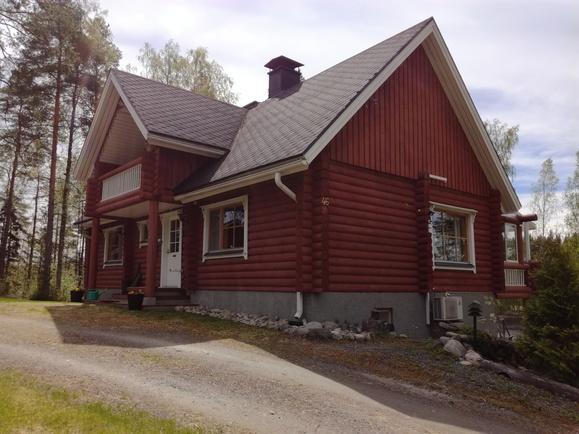 Talo pohjoisesta päin