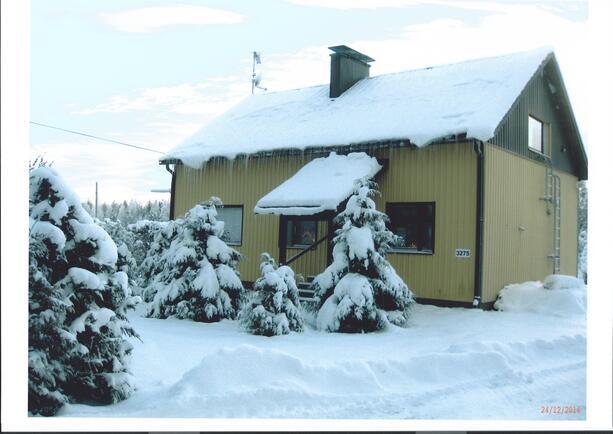 Jouluna 2014