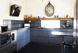 Keittiö remontoitu 2011.