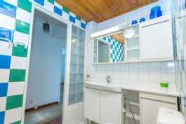 WC, kylpyhuone