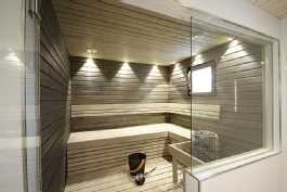 Edellisen kohteen sauna