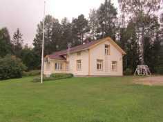 Päärakennuksen vanhimmat osat ovat 1930-luvulta.