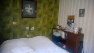 kuva makuuhuoneesta