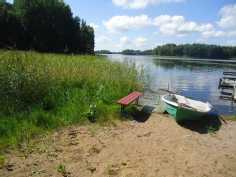 Rantaoikeus, laituri- ja venepaikka,kuin oma ranta