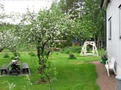 Vanhaa puutarhaa