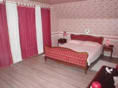 Osa makuuhuonetta 2-kerros