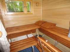 sauna lehmus paneelia