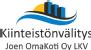 Kiinteistönvälitys Joen OmaKoti Oy, LKV
