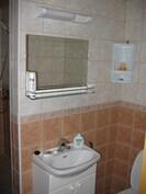 Kylpyhuoneen wc