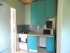 Uuden rakennuksen keittiö, kuva 2