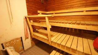 kuvaa saunasta