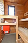Ikkunallinen sauna / Bastu med fönster