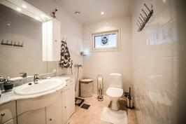 WC yläkerta / WC övre våning