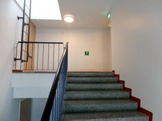 leveät portaat