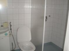 Asunnon wc/suihku