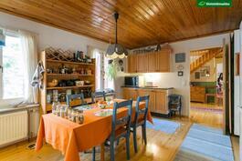 n. 18m² kokoinen keittiö