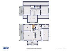 Talon alakerran pohjaratkaisu on hyvin toimiva. Yläk. on tilavat makuuhuoneet + viherhuone+wc