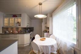 B:n keittiö