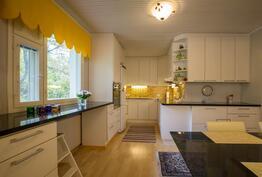 A:n keittiö