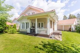 Kaunis talo !