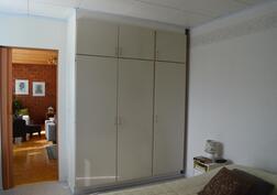 Makuuhuoneen kaapit