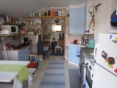 mökin keittiö