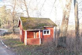 Sauna rakennus - Bastubyggnaden