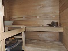 Sauna / hetivalmiskiuas