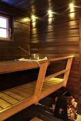 Sauna remontoitu 2015.