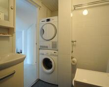 pesukoneliitäntä yläkerran kph:ssa