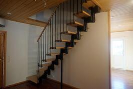 käynti yläkertaan