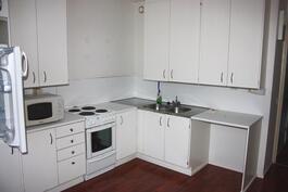 B17 keittiö