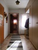 käynti saunaan ja erilliseen wc:n