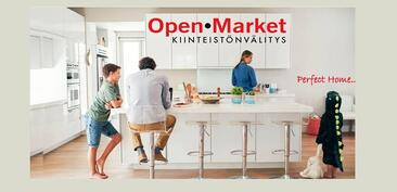 Open Market Kiinteistönvaälitys