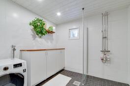 Uudenkarhea kylpyhuone/kodinhoitotila