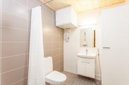 Kylpyhuone / wc
